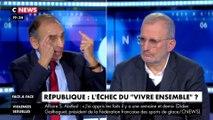"""Eric Zemmour VS François Pupponi sur les banlieues, le """"vivre-ensemble"""" (Face à l'info 05/02/2020)"""