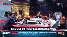 Quel député Insoumis a animé les débats sur la réforme des retraites hier ?... Relevez le quiz du Professeur Magnien !