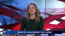 Trump Jr. REVOLTING Instagram Post Attacking Mitt Romney