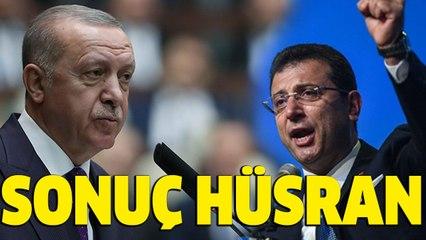 Ekrem İmamoğlu Erdoğan'ı solladı