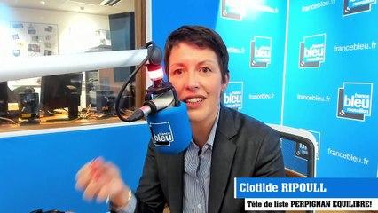 """""""Moi, maire de Perpignan"""", l'émission de France Bleu Roussillon avec Clotilde RIPOULL"""