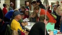 Résultats des caucus : Bernie Sanders s'insurge du manque de préparation du parti démocrate en Iowa