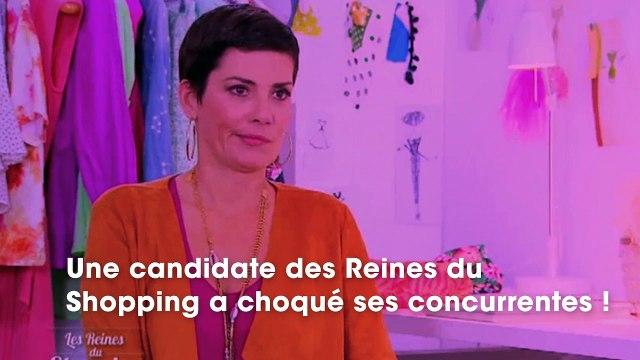 Les Reines du Shopping : une candidate fait du shopping sans culotte et choque ses concurrentes