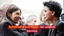 Rachida Dati et Anne Hidalgo : leur complicité méconnue