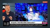 """EXCLU - Eric Naulleau sera de retour la saison prochaine sur C8 avec """"De quoi j'me mêle"""" mais """"pas forcément le samedi soir"""" - VIDEO"""
