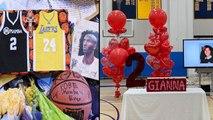 DETAILS: Kobe Bryant Public Memorial Service (Kobe & Gigi Memorial Service)