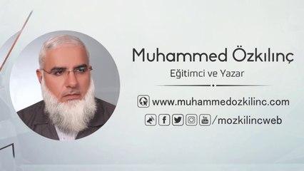 Kurbanın Önemi - Muhammed Özkılınç