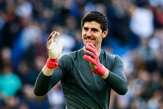 Real Madrid : Thibault Courtois, le come back