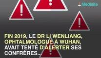 Coronavirus : un médecin lanceur d'alerte succombe au virus
