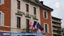 Municipales 2020 - Paroles aux candidats de La Roche-sur-Foron