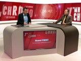 Manuel Poncet - Directeur de la communication du département de la Loire - 7 MN CHRONO - TL7, Télévision loire 7