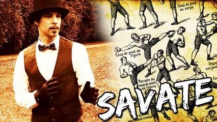 SAVATE - zapomniana europejska sztuka walki