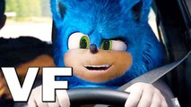 """SONIC LE FILM """"Sonic se la joue Vin Diesel"""" Extrait VF"""