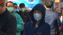 Face masks rationed in Macau and Taiwan amid coronavirus outbreak