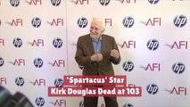 Kirk Douglas Has Died