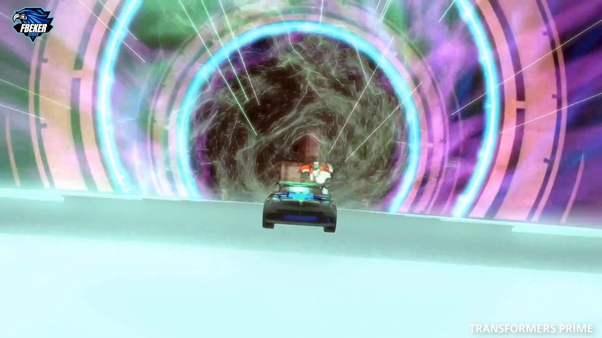 Transformers Prime 28.Bölüm Orion Pax Kısım 2 Full Hd