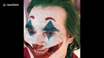 Have a laugh like this terrifying Joker silicone sculpture