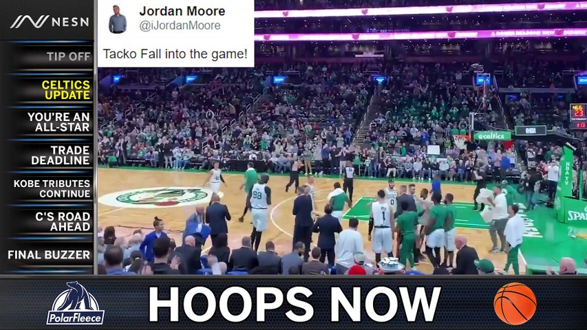 Hoops Now: NBA All-Star Breakdown, C's Quiet On Trade Deadline