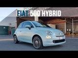 Fiat 500 Hybrid (2020) - Présentation POV autoplus.fr