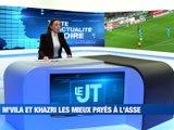 A la Une : Khazri et M'Vila les plus gros salaires ! / Jean-François Barnier raccroche / Comment éviter les fake news ? / Des saumons dans le Renaison / - Le JT - TL7, Télévision loire 7