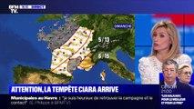 Story 4 : La tempête Ciara devrait arriver entre dimanche et lundi - 07/02