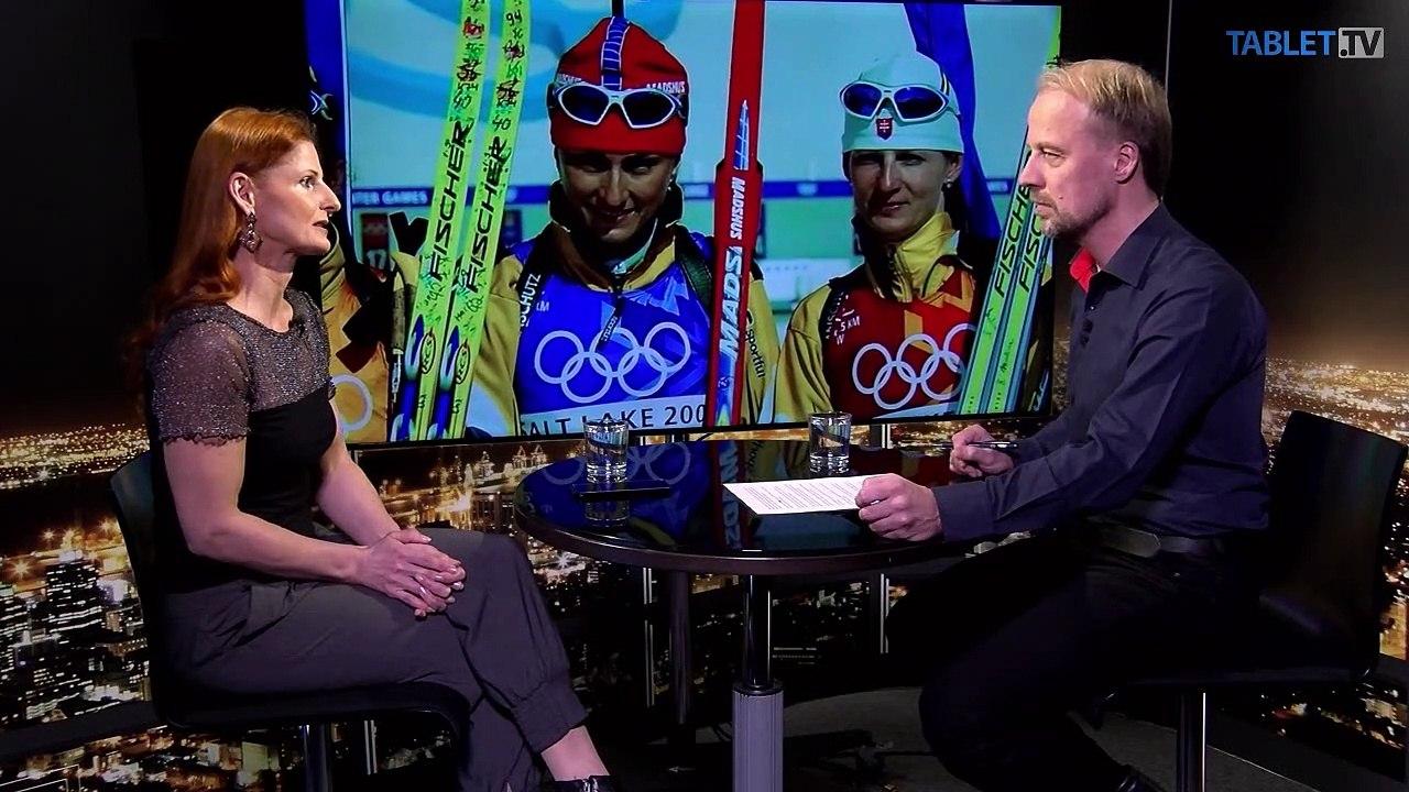 HALINÁROVÁ: Bola som nešťastná z diania v biatlone po odvolaní Hyžu