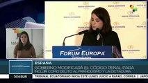 España: Lastra anuncia que franquismo será tipificado como delito