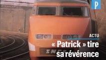 « Patrick », le premier TGV tire sa révérence