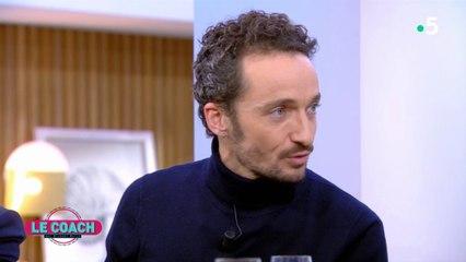 Mickaël Délis : le coach ! - C à Vous – 07/02/2020