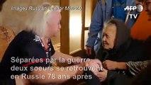 Séparées par la guerre, deux soeurs se retrouvent en Russie 78 ans après