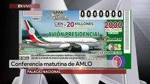¡Confirmado! AMLO rifará el avión presidencial