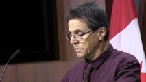 Ottawa professor Hassan Diab, suing over extradition
