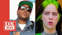 Styles P Tells Billie Eilish 'Rappers Can Say Whatever The F**k They Want'