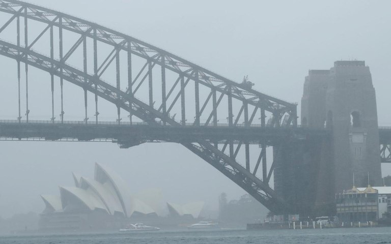Australia Receives Welcome Rain, Helping to Put Out One-third of Its Wildfires