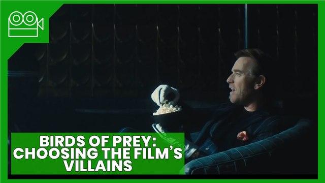 Birds of Prey Cast Interview   How the Villains Were Chosen