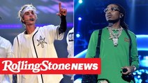 Justin Bieber, Quavo Give Back in Heartwarming New 'Intentions' Video | RS News 2/7/20