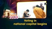 Delhi polls: Voting in national capital begins