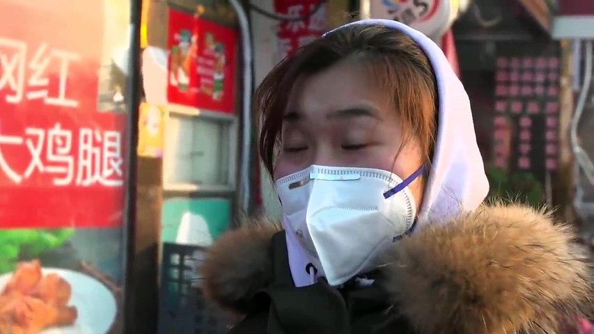 China struggles to contain virus