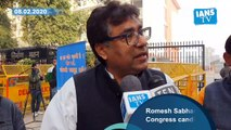 Romesh Sabharwal- Voters across NewDelhi constituency have suffered for the last 5 years
