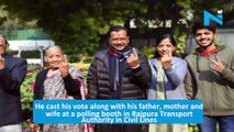 """You must go to vote"": Arvind Kejriwal's special appeal to women"