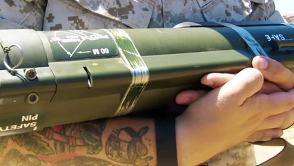 US Army - How To Operate the AT4 Rocket Launcher