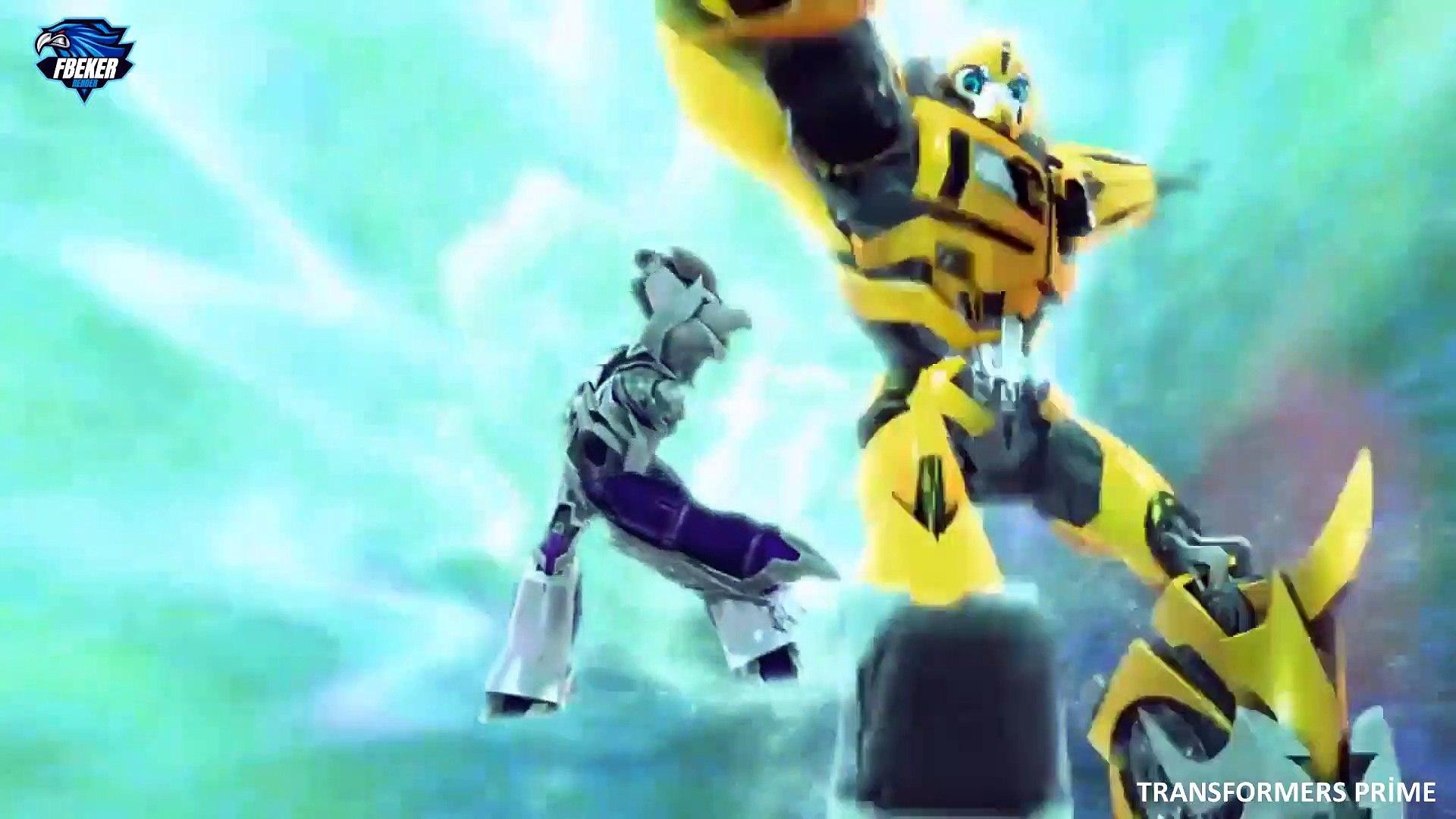 Transformers Prime 30.Bölüm Operasyon Bumblebee Kısım 1 Full Hd