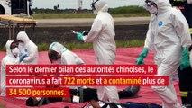 Coronavirus : cinq nouveaux cas diagnostiqués en France