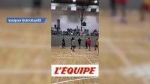 Match de stars avec Drake et Justin Bieber - Basket - WTF