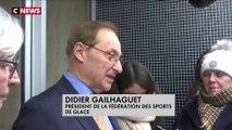 Didier Gailhaguet annonce sa démission de la fédération des sports de glace
