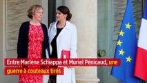 Entre Marlène Schiappa et Muriel Pénicaud, une guerre à couteaux tirés