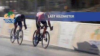 Saudi Tour 2020 - Étape 5 / Stage 5 - Last Kilometer / الكيلومتر الأخير