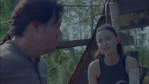 THE WALKING DEAD Season 10 - Eugene and Rosita Kiss