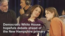 """""""We're in it to win"""" says Buttigieg in New Hampshire"""