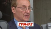le discours complet de Didier Gailhaguet - Violence sexuelles - Patinage